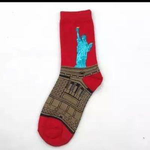 Other - Socks.  Men business socks classical art